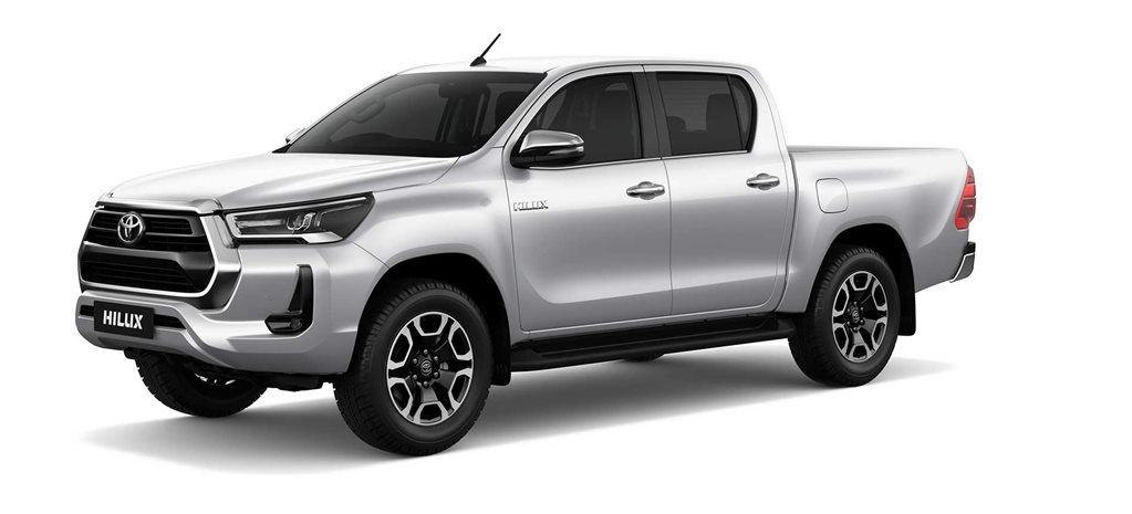 New Hilux 2